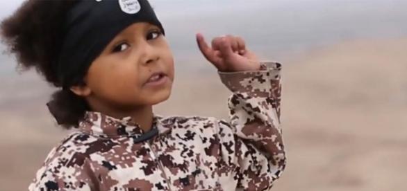 Jihadi Junior micul militant al gruparii ISIS