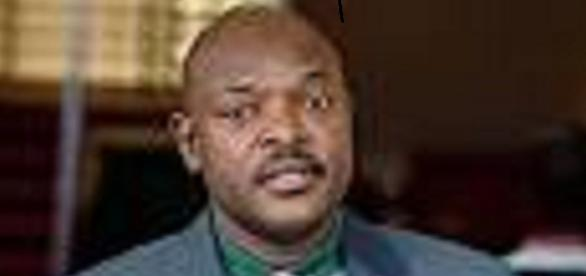 President Pierre Nkurunziza of Burundi