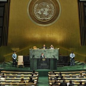 Asamblea General de la ONU (Nueva York)