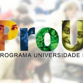 Programa Universidade Para Todos.