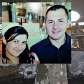 Cristian şi-a salvat soţia, el pierind în flăcări