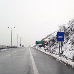 Lubień - to tutaj kończy się obecnie trasa S7.