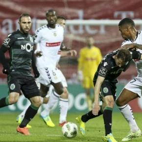 Sporting vence 4-0 frente ao Nacional.