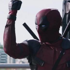 Ryan Reynolds in Deadpool, the Movie