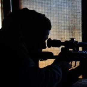 Un terorist a fost ucis de un lunetist britanic