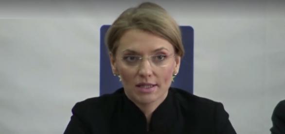 Alina Gorghiu vrea alegeri în două tururi