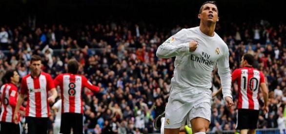 Cristiano Ronaldo pichichi de la liga