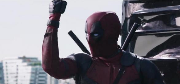 Ryan Reynolds in Deadpool, the Movie