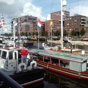 Foto: Amsterdam (por Driéli Mayresse Sonaglio)