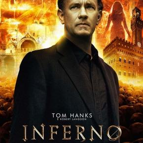 Tom Hanks torna nell'Inferno di Dan Brown