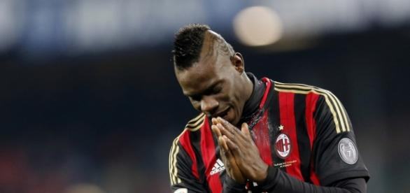 Balotelli with milan, image by www.ibtimes.uk.co