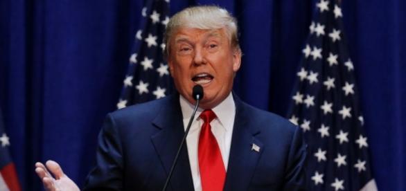 Donald Trump, candidato republicano