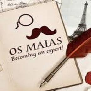 """Jogo """"Os Maias. Becoming an expert!"""""""