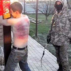 Presupus dealer de droguri torturat de pro-ruşi