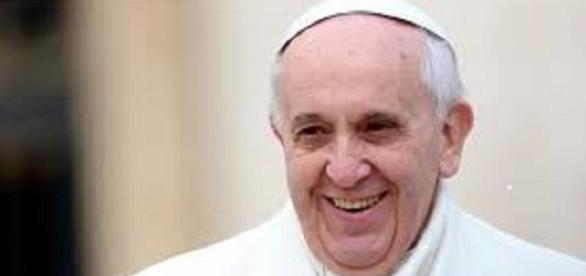 Pope Francis of the catholic church