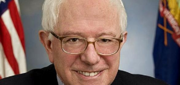 Sen. Bernie Sanders (Credit US Senate)