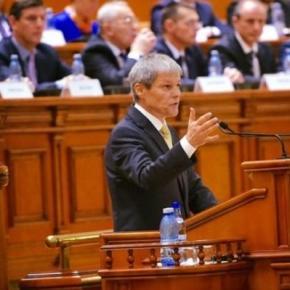 Dacian Cioloș a fost făcut praf în Senat
