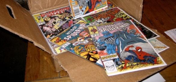 Rare 'Spider-Man' comics are big business