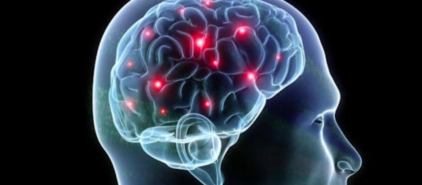 An electric shock to the brain to enhance memory