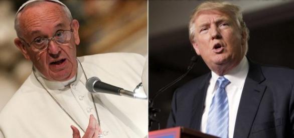 Papa Francis spune că Trump nu este creștin