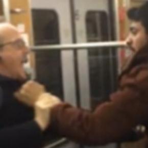 Doi pensionari au fost bătuți de imigranți