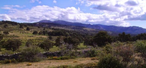 Sierra de Malagón (Cueva Valiente)