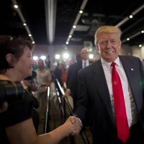 Ataques a Trump são contraproducentes