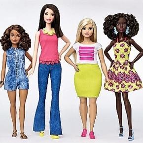 Los nuevos modelos de Barbie, estereotipos fuera