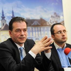 Ludovic Orban, noul candidat la primărie