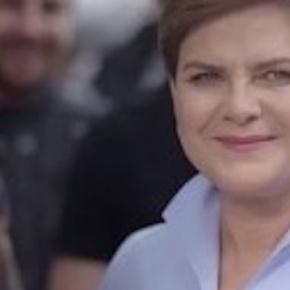Premier polskiego rządu Beata Szydło
