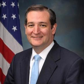 Sen Ted Cruz (Credit US Senate)