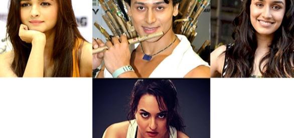 The Young & vibrant blockbuster gang of Bollywood