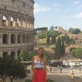 Nina: dá para estudar na Itália sem falar italiano