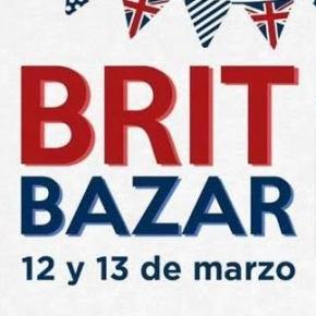 Brit Bazar se llevará a cabo el 12 y 13 de marzo