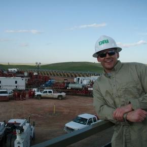 Halliburton fracking (Wikimedia Joshua Doubek)