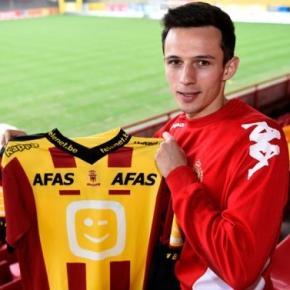 Rafał Wolski grał ostatnio w KV Mechelen