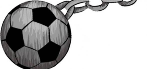 Nuestro fútbol nunca había sido tan doloros