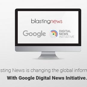 Blasting News w programie Google DNI.