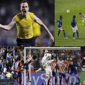 Iniesta, Ramos, Muñoz, Agüero...