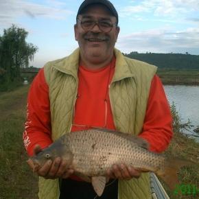 Pescarul pescuit de DGA când lua mită