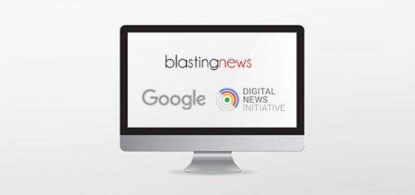 Google Digital News Initiative and Blasting News