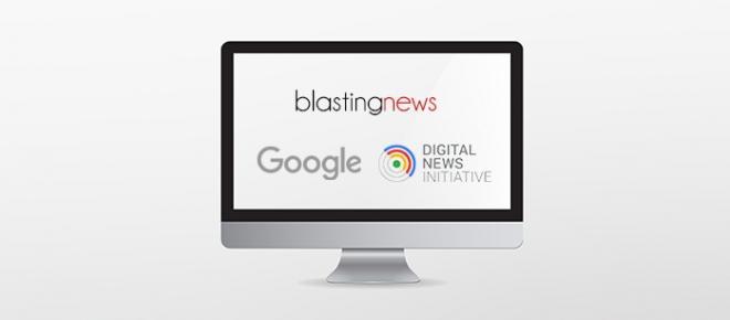 Blasting News foi selecionada pelo Google para revolucionar o mundo da informação digital