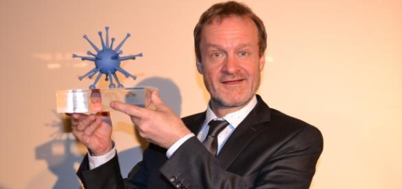 Bandwurmforscher Prof. Klaus Brehm