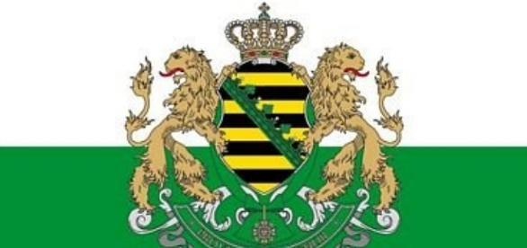 Królewski sztandar bojowy Saksonii
