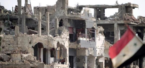 Războiul civil a distrus Siria