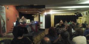 Alejandro Crivisqui y su presentación en Córdoba