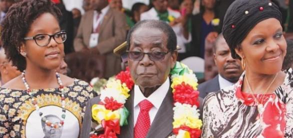 Președintele Robert Mugabe la 92 de ani
