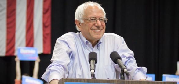 Bernie Sanders is connected to art/flickr