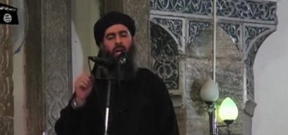 Liderul ISIS a fost părăsit de nevastă