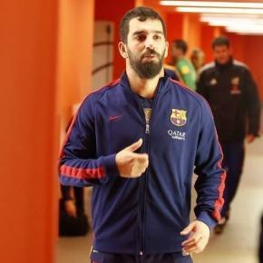Arda Turan ist beim FC Barcelona glücklich